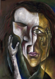 """""""Alter Ego"""" Painting by Luis Duro From ego-alterego.com"""